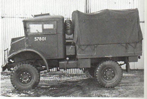 Truck, 15-CWT, 3.4 ton, 4x4, Chevrolet, model BQ-1001 .jpg