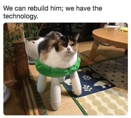 We can rebuild cat.jpg
