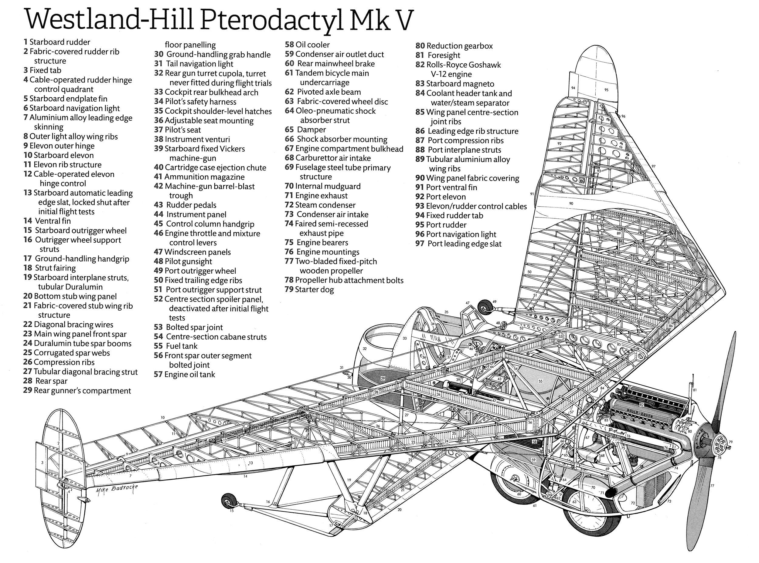 Westland Pterodactyl V cutaway.jpg