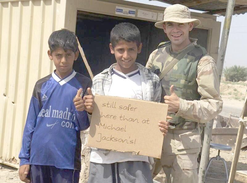 Message from Iraq