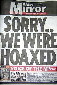 Mirror Apology